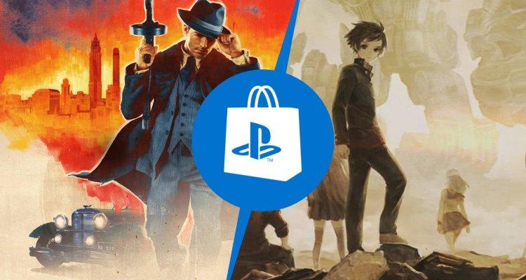 PlayStation Store: Mafia: Definitive Edition e 13 Sentinels: Aegis Rim
