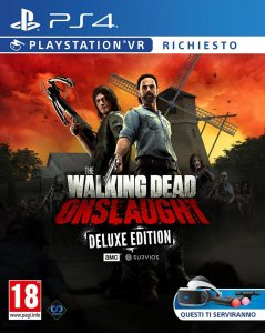 The Walking Dead: Onslaught per PlayStation 4