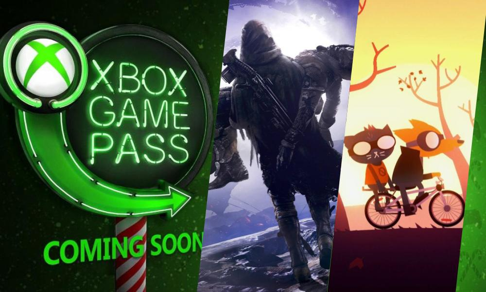 Xbox Game Pass September 2020, the other news