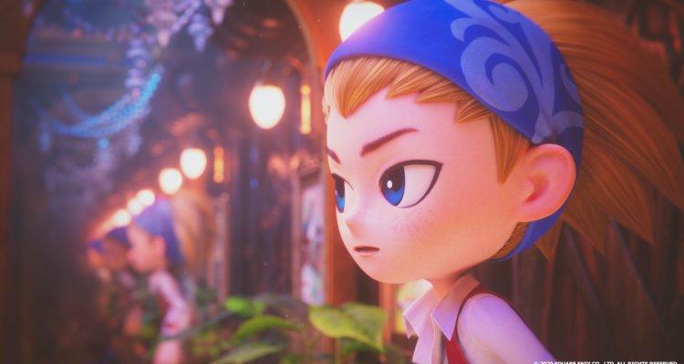 Balan Wonderworld si mostra nel trailer  …