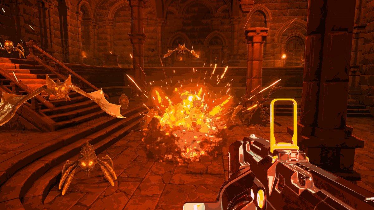 BPM: Bullets Per Minute, la recensione - Multiplayer.it