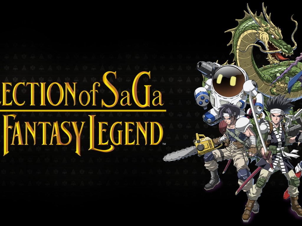 Collection of SaGa Final Fantasy Legend: release date and trailer from TGS 2020