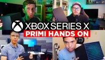 Xbox Series X: ecco i primi Hands On!