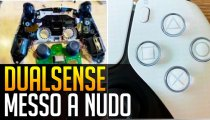 DualSense PS5: ecco l'interno del controller | Leak Teardown