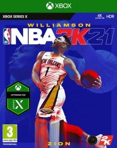 NBA 2K21 per Xbox Series X