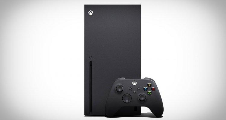 Xbox Series X, il design della console Microsoft