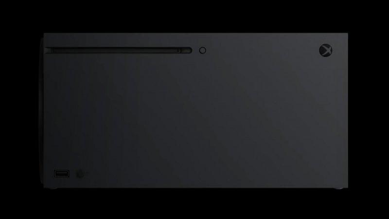 Xbox Series X Orizzontale