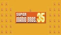 Super Mario Bros. 35 - Trailer di lancio