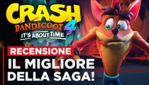 Crash Bandicoot 4: It's About Time - Video Recensione
