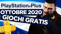 PlayStation Plus Ottobre 2020: annunciati i Giochi Gratis PS4!