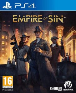 Empire of Sin per PlayStation 4