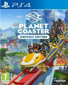 Planet Coaster per PlayStation 4