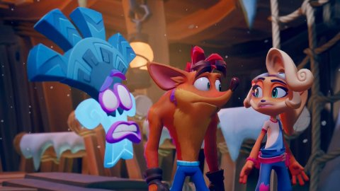 Crash Bandicoot 4: It's About Time on PC requires constant internet connection