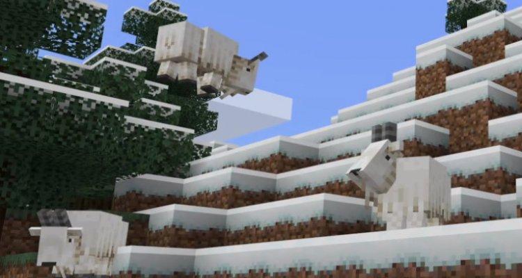 Minecraft Caves & Cliffs sarà tagli …