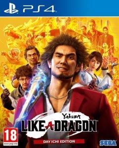 Yakuza: Like a Dragon per PlayStation 4