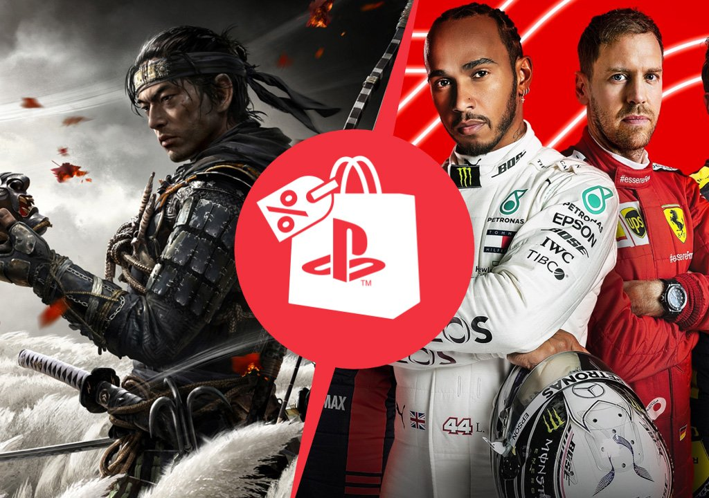 PlayStation Store, offers of 6 October 2020