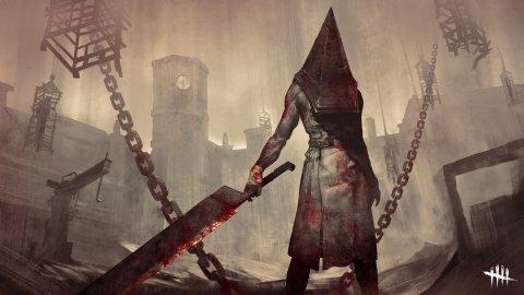 Silent Hill: alinalavenok's Pyramid Head cosplay is scary