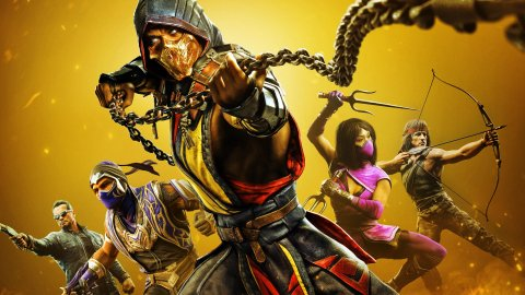 Mortal Kombat is the best-selling fighting game series: Mortal Kombat 11 at 12 million