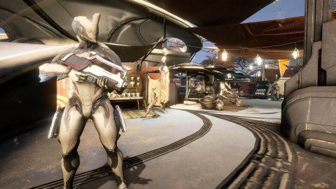 Warframe: Xbox Series X | S update coming in April