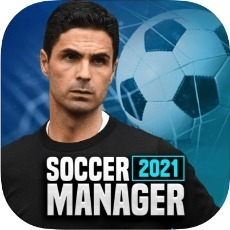 Soccer Manager 2021 per iPhone