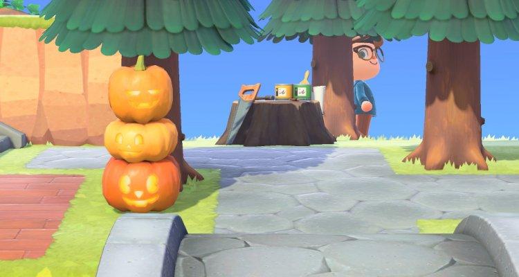 Animal Crossing: New Horizons, il tour di ottobre