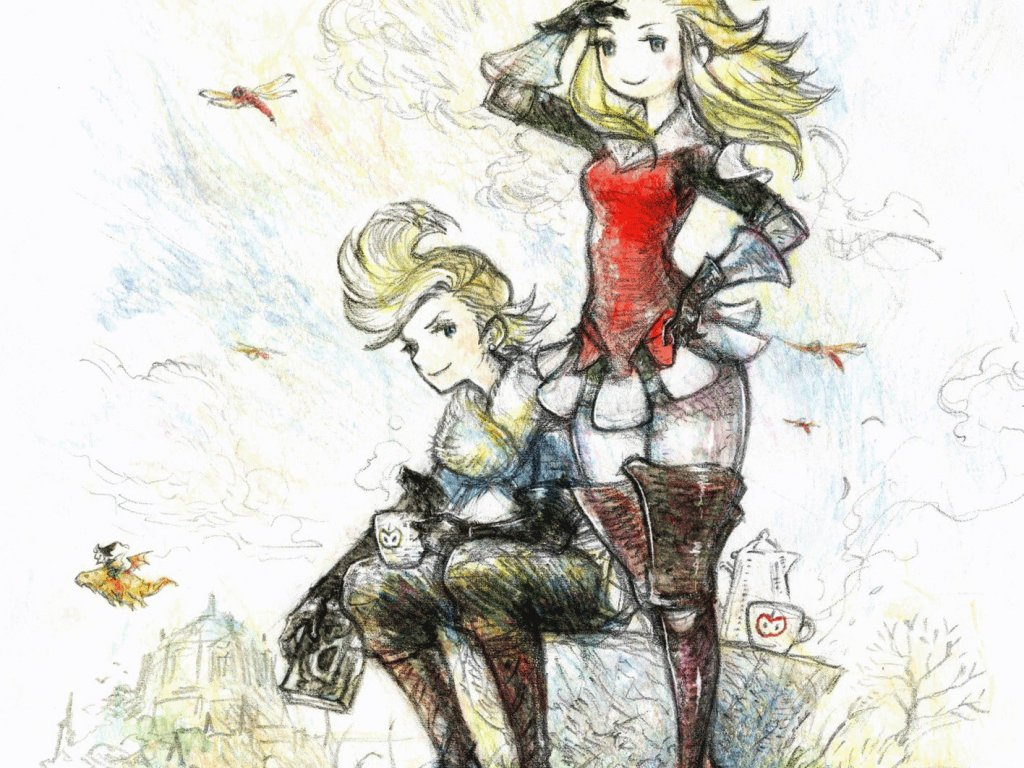 Bravely Default 2, Square Enix promises news coming soon
