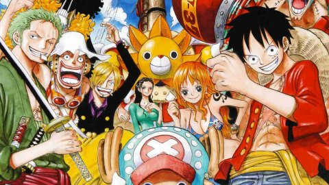 One Piece: the Netflix live action series has a working title