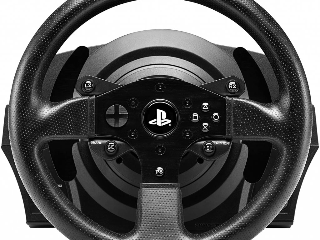 Amazon Prime Day 2020: Thrustmaster T300 RS steering wheel on special discount for today