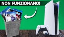 PS5: la lista dei giochi PS4 non compatibili
