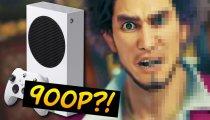 Su Xbox Series S Yakuza va a 900p e 60fps. Bisogna preoccuparsi?