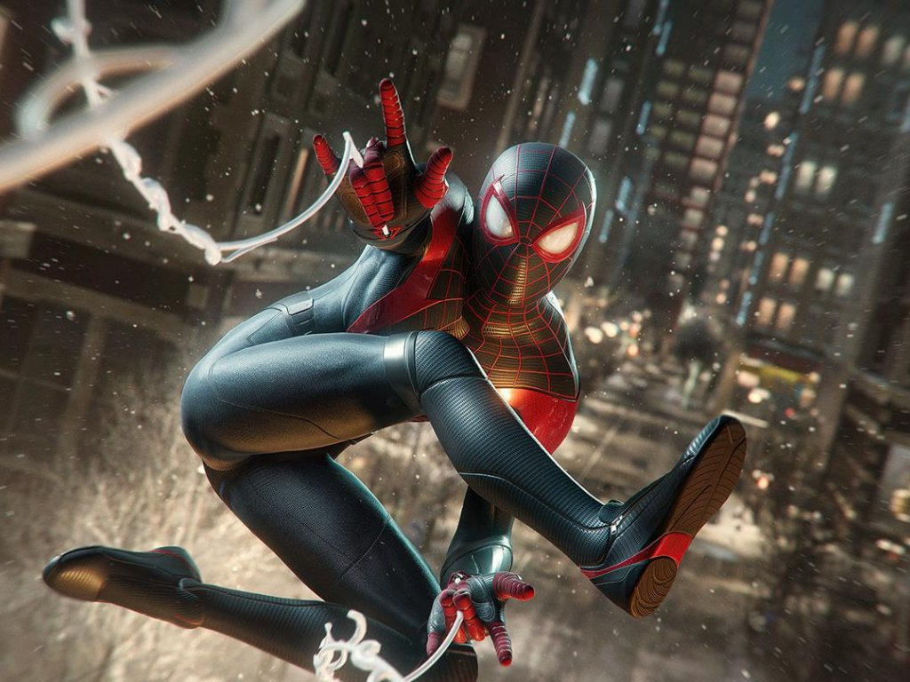 Spider-Man: Miles Morales and Demon's Souls, a leak reveals the starting music