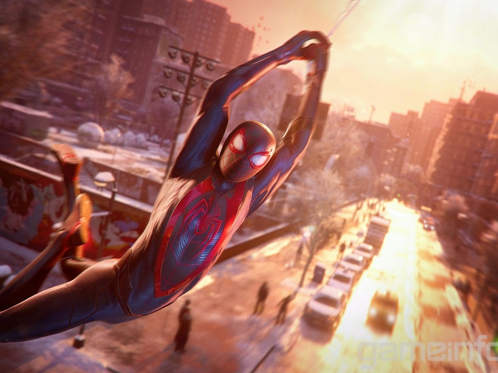 Spider-Man Miles Morales: ray-traced mode and 60 FPS available with the update