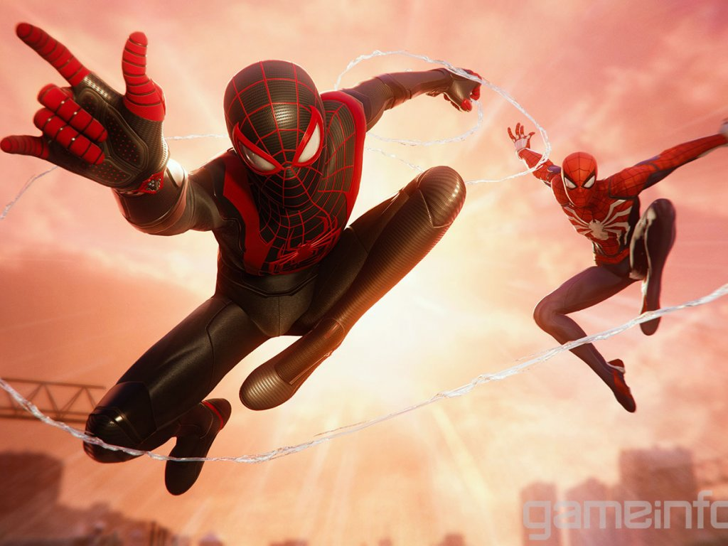 Spider-Man Miles Morales PS5: Into the Spider-Verse trailer and 10 min. of gameplay