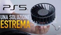 PS5: ecco la soluzione a calore e rumore!