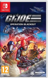 G.I. Joe: Operation Blackout per Nintendo Switch