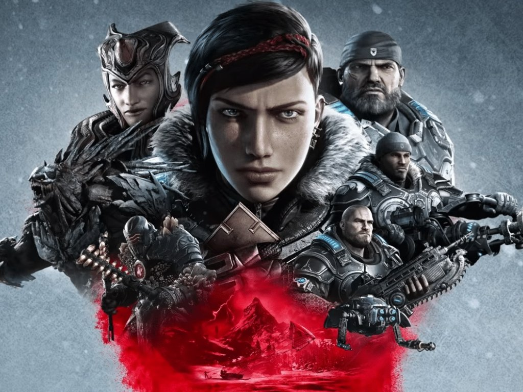 Gears 5, the tried on Xbox Series X: The Coalition action game more beautiful than ever