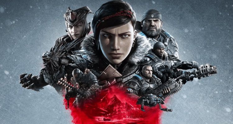 Gears 5, il provato su Xbox Series X: l'action game di The Coalition più bello che mai