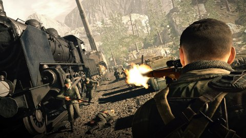 Sniper Elite 4 Enhanced available for PS5 and Xbox Series X