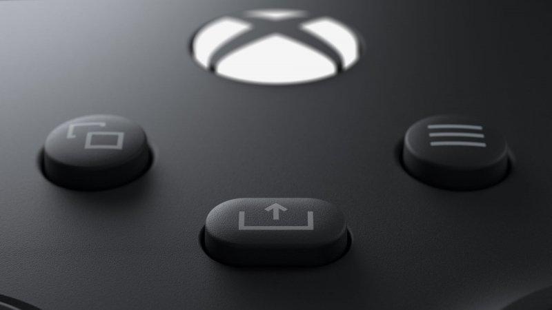 Controller Wireless per Xbox Xbox Series X Nero 4