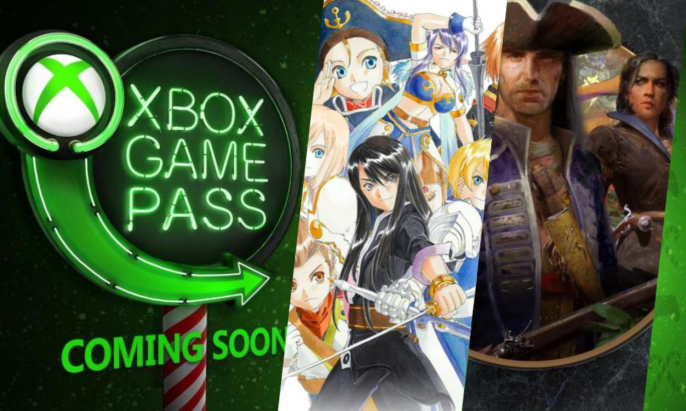 Xbox Game Pass October 2020, the second batch of games