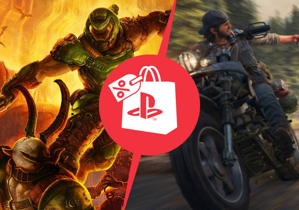 PlayStation Store, offers of 17 October 2020