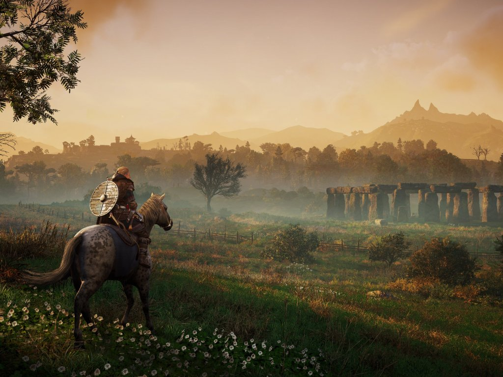 Assassin's Creed Valhalla, the new official Italian spot