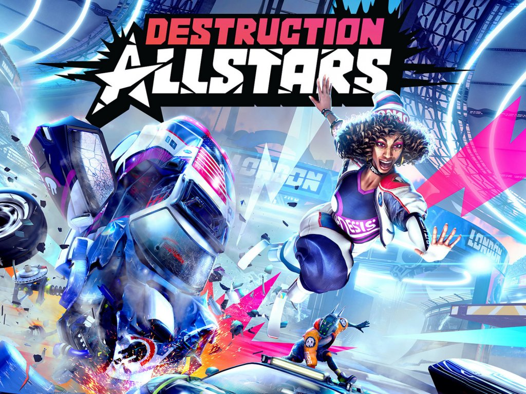 Destruction All Stars, the preview