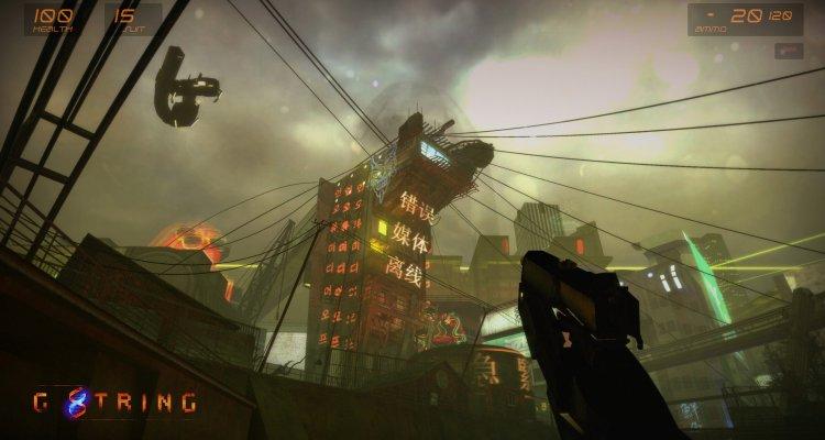Half-Life 2 incontra Cyberpunk 2077 graz …