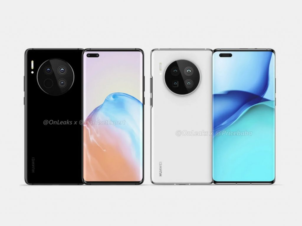 Huawei Mate 40 Pro: technical data sheet and first images