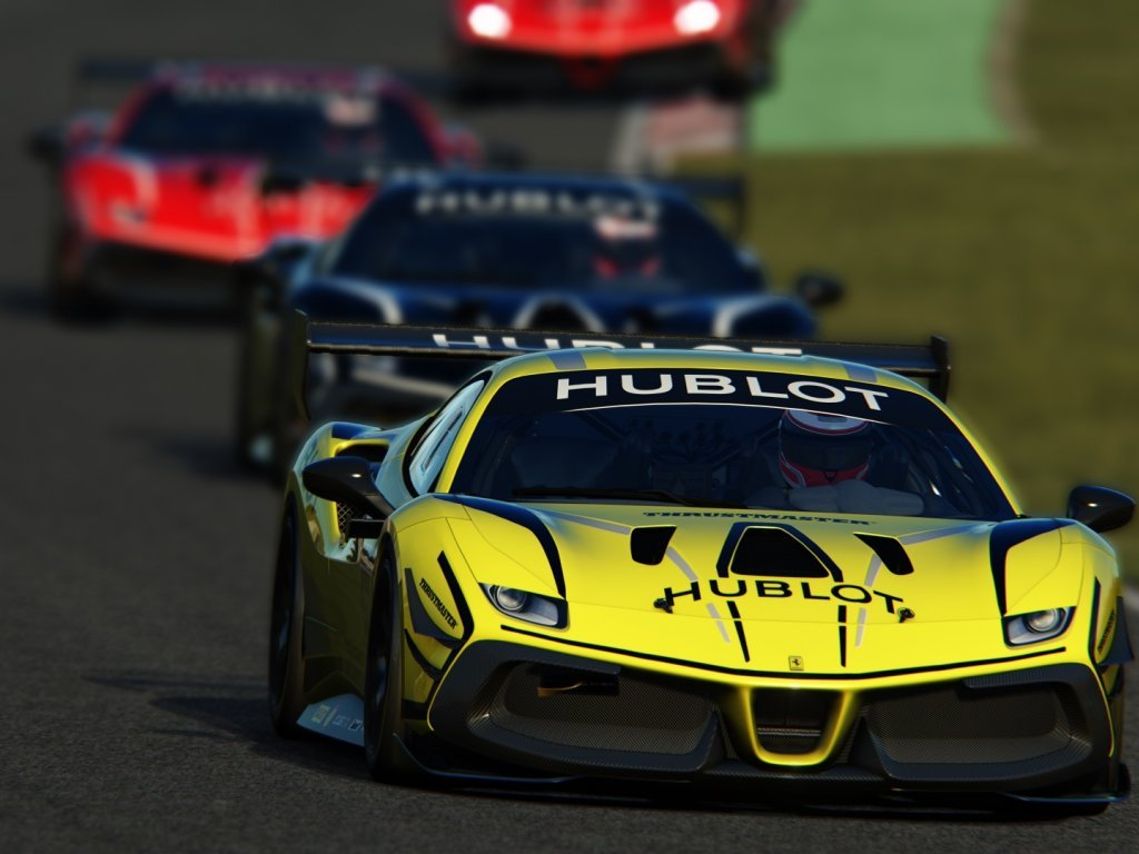 Ferrari Hublot Esports Series: Lacombe and Koch win at the Nürburgring