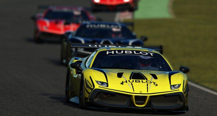 Ferrari Hublot Esports Series: Lacombe e …