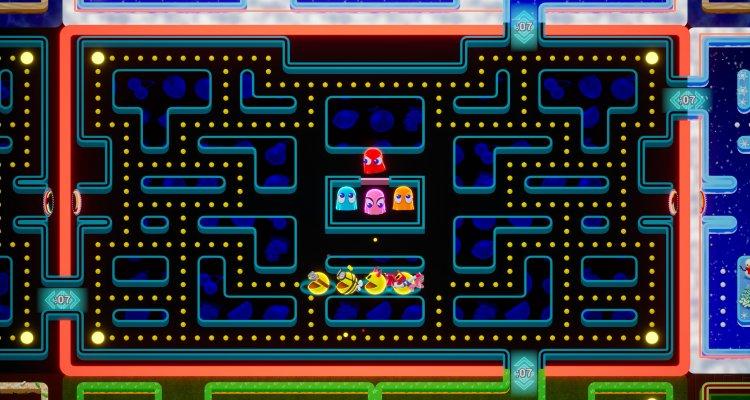 Pac-Man Mega Tunnel Battle per Stadia an …