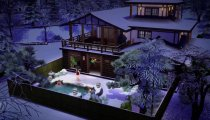 The Sims 4 Oasi Innevata gameplay trailer