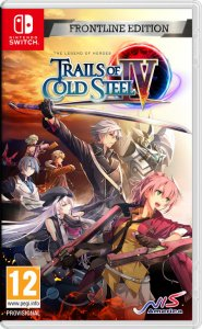 The Legend of Heroes: Trails of Cold Steel IV per Nintendo Switch